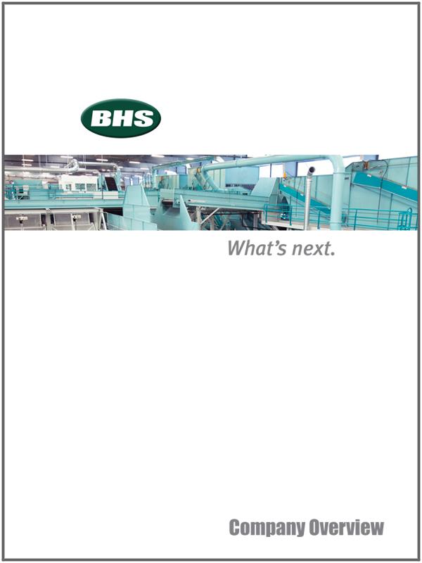 BHS Company Brochure