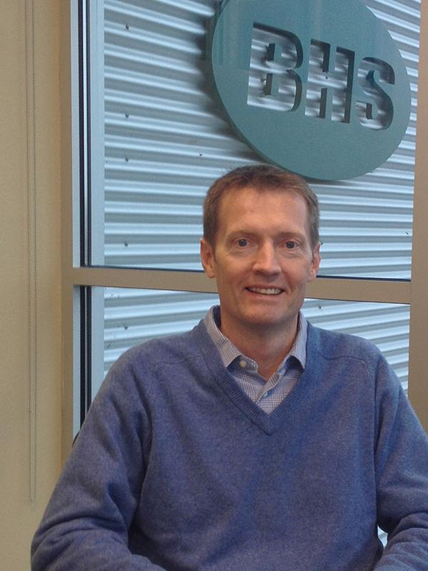 John Warne BHS