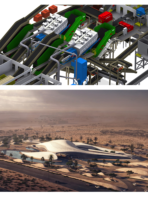 Bee'ah Selects BHS for Sharjah MRF