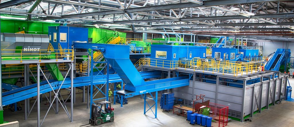 SUEZ UK Opens Aberdeen Recycling Systems