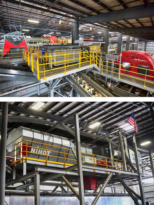 Penn Waste Debuts Upgraded MRF Max-AI