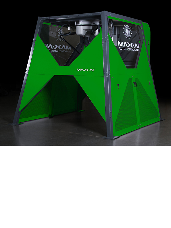 Max-AI AQC Green Recycling First in UK Recycling