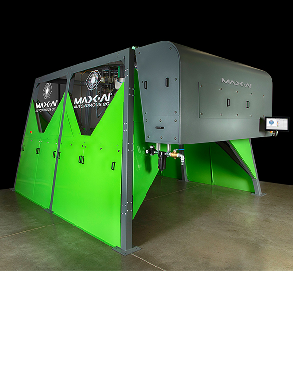 Max-AI® AQC-2 Automates Newspaper Sorting