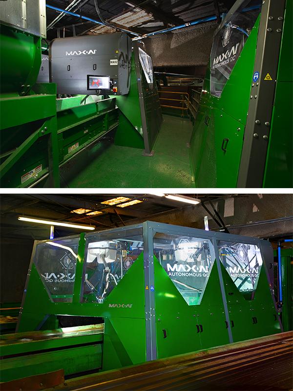 Recuperação de resíduos verdes abre MRF de resíduos de 90 tph