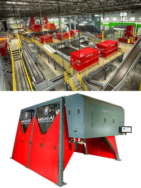 CarbonLITE Selects BHS for Fully-Automated Plastics Recycling System Dallas and Max-AI