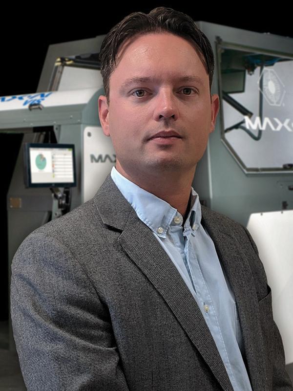 Remi Le Grand to Lead Max-AI® Sales in Europe