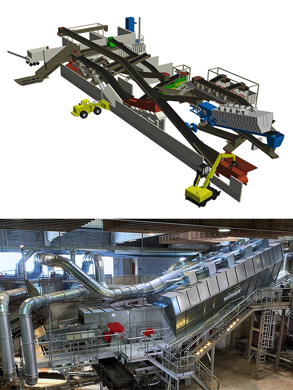 Marion Resource Recycling Facility Selects BHS for Recycling System Bulkhandlingsystems.com
